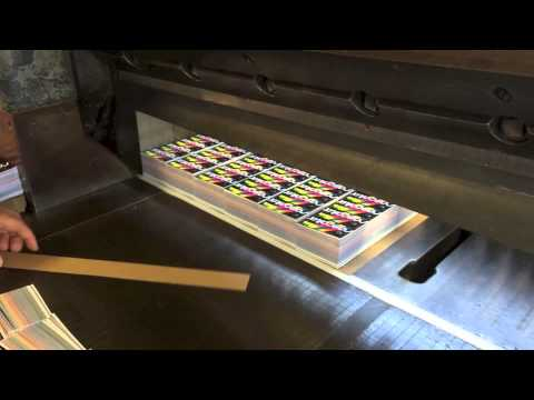 Video: How Rosco Makes Its Swatchbook of Colored Filter Samples