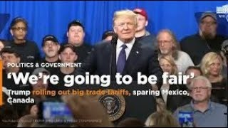 TRUMP'S AMAZING Trade Deals w/Mexico & Canada: HURTS DEEP STATE