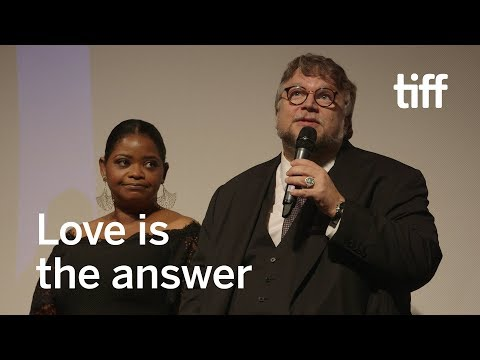Guillermo del Toro Discusses the Choice to Fear or Love | TIFF 2017