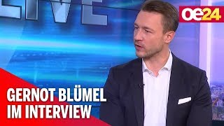 Fellner! Live: Gernot Blümel im Interview