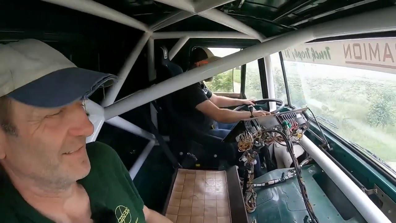 Rába S16 (oldschool racing truck), werk #csirketelep #béketóni #pista #speedzone