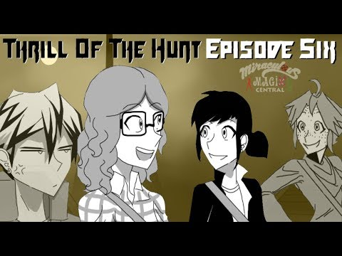 Download [COMIC DUB] Thrill Of The Hunt - Chapter 2 Episode 6 (Miraculous Ladybug)