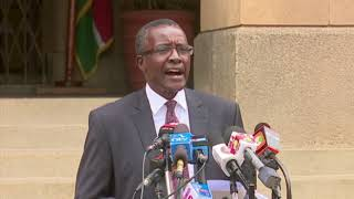Appoint judges now, Maraga tells Uhuru - VIDEO