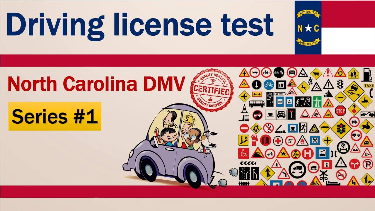 nc drivers license practice tests