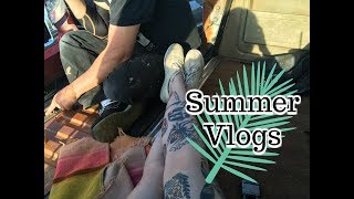 Vlog Summer #1 Security deposit, shopping, downtown