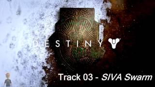 siva swarm destiny rise of iron official soundtrack track 03