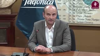 Tema: UNMSM firma Convenio con Telefónica