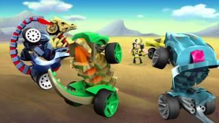 Team Hot Wheels Kahraman Sürücüler!