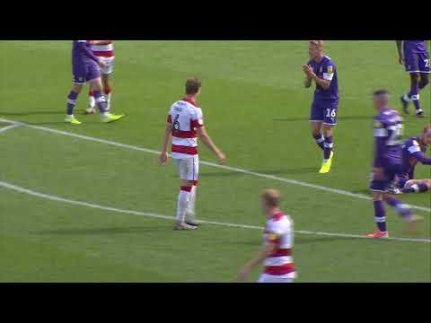 Doncaster Rovers V Rotherham United Highlights