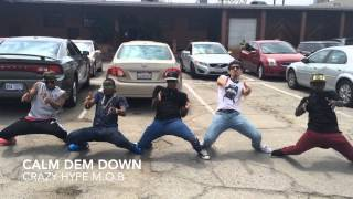 Dancehall Steps 2015 - M.O.B, Danca® Family, and Dancehall Funk
