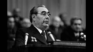 Брежнев посетил ЗИЛ USSR President Brezhnev In 1976 Visited An Automobile Plant In Moscow