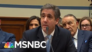 Cohen Reveals Stormy Daniels Check With Trump's Signature   The Beat With Ari Melber   MSNBC