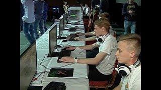 видео Чемпионат страны по компьютерному спорту