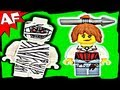 MUMMY Lego Monster Fighters Set 9462 Animated Building Review