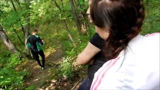 Фильм ужасов девки в лесу:D