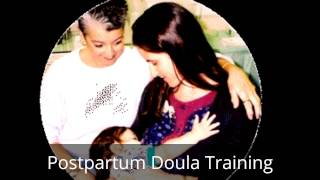 DONA International postpartum doula training