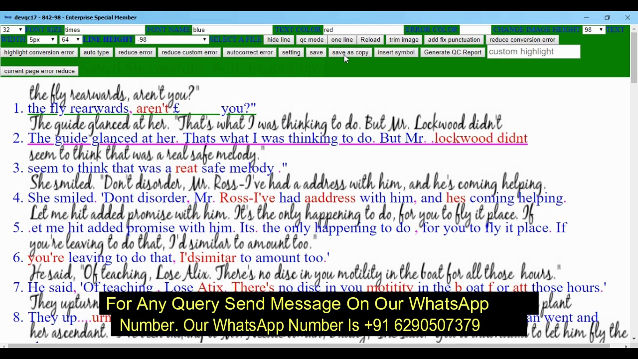 Auto Typing Software For Data Entry
