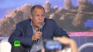 Лавров рассказал о походе с Примаковым в русскую баню в Нью-Йорке