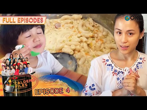 [EP.4] Toni Gonzaga's Mac & Cheese Sopas Recipe | Caldero Files | Online Kapamilya Shows