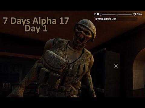 7 Days Alpha 17 day 1