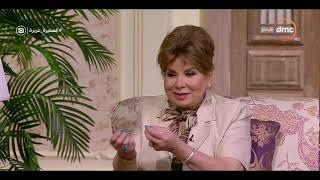 السفيرة عزيزة - فادية عبد الغني تحكي عن أكثر الأدوار قريبة لشخصيتها