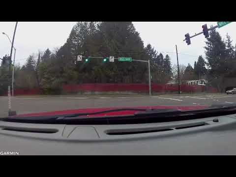 Goal Zero? Crazy drivers of Tigard and Portland Oregon.