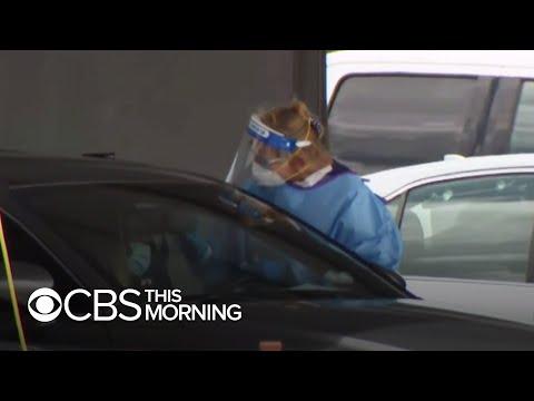 Florida hits 10,000 new coronavirus cases going into July 4 holiday
