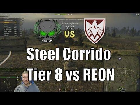 Steel Corrida || Odem Mortis || Tier 8 || vs REON