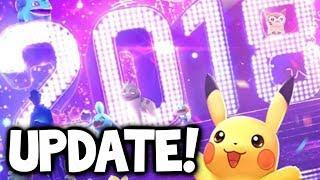 NEW POKEMON GO UPDATE FIXES SCROLLING GLITCH! (Pokémon GO Update News)