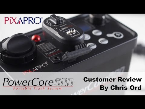 pixapro-power-core-600-review---presented-by-chris-ord