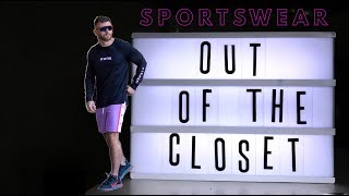 Out Of The Closet (How To Style Sportswear) | NATHAN MCCALLUM