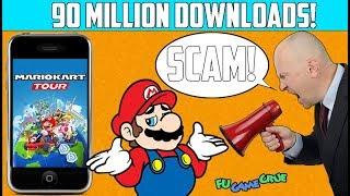 Why Nintendo Made Mario Kart Tour A Scam!