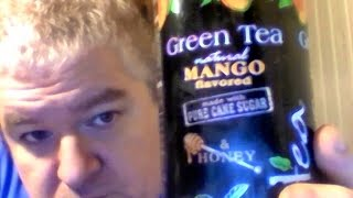 Xing tea mango flavored green tea