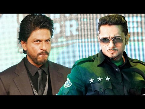 Real Story Behind Shah Rukh Khan Slapping Yo Yo Honey Singh | EXPOSED