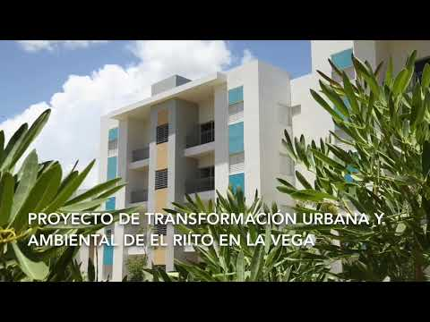 Veganos reciben Proyecto Transformación Urbana y Ambiental El Riito y escuela para 490 estudiantes; Danilo Medina encabeza acto de entrega