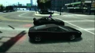 GTA IV: Turismo vs. Sultan RS