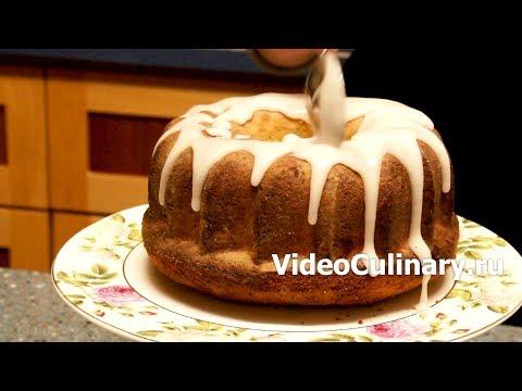 Как сделать глазурь на кекс