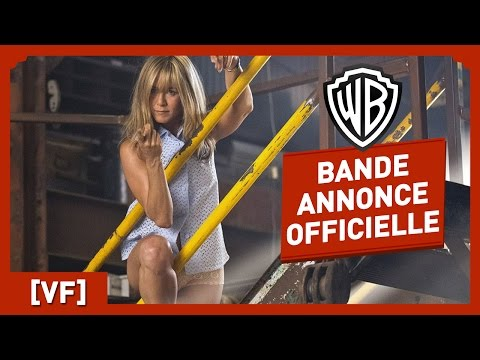 Les Miller : Une Famille en Herbe - Bande Annonce Officielle 1 (VF) - Jennifer Aniston poster
