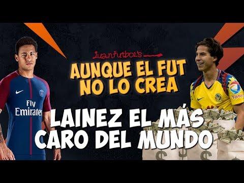 LAINEZ: MUY CARO PARA EL MADRID |AUNQUE EL FUT NO LO CREA