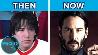 How Keanu Reeves Got Famous