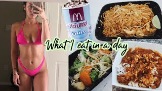 What I ACTUALLY eat in a day ♡