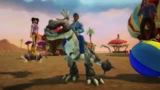 Free Realms two year anniversary official HD video game trailer - PS3 PC Mac
