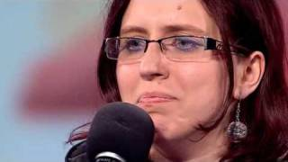 Awful audition by Krisztina Nagy on The X Factor