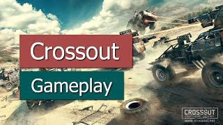 Crossout - Gameplay