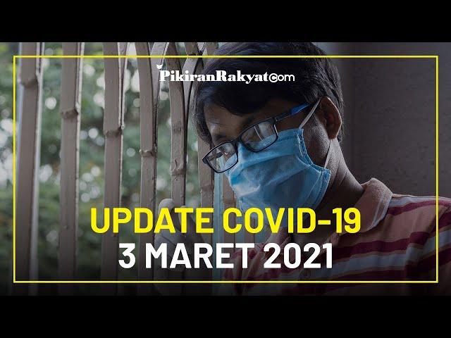 BREAKING NEWS: Update Kasus Corona di Indonesia per 3 Maret 2021, +9.053 Orang Sembuh