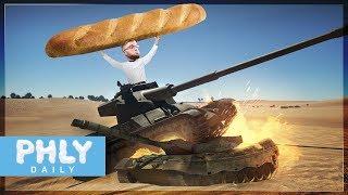 HEAVIEST BAGUETTE EVER  | AMX-50 Surblindé ( War Thunder Tanks)