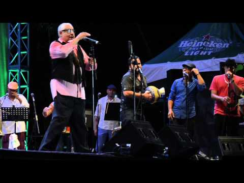 Jerry Medina y La Banda Heineken Jazz Fest 2014 P3