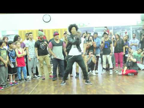 PART 2: MAS PRESENTS LES TWINS AUSTRALIAN WORKSHOP TOUR 2013: SYDNEY