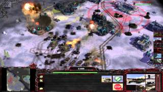 C&C Generals: Zero Hour   Rise of The Reds Mod   Russia VS Europe Continental Alliance