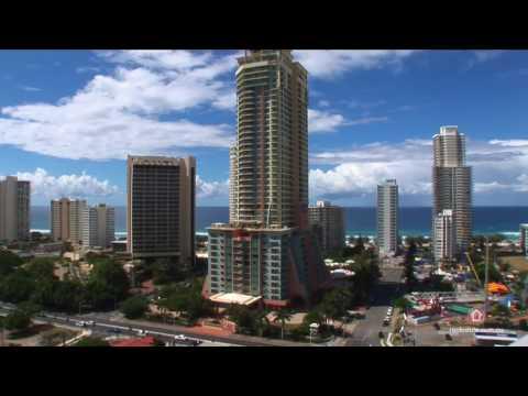 QLD Surfers Paradise - Location Video